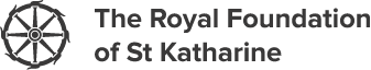 Logo of The Royal Foundation of St Katharine