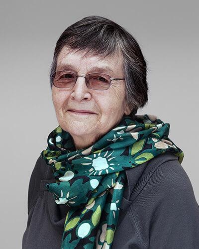 Elizabeth Marshall MBE