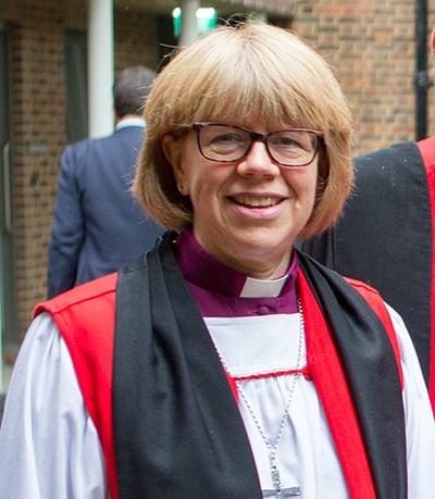 Dame Sarah Mullally MBE